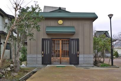 極楽寺納骨堂写真